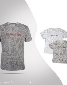 Baju Kaos Trend Anak Muda Sekarang Size L GJ168L
