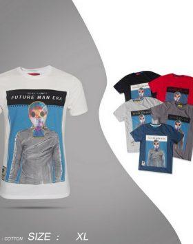 Kaos Distro Future Man My#ootd 40's Size XL GJ152XL