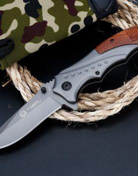 Senjata Beladiri Pisau Lipat Terbaik GJKRB240 4