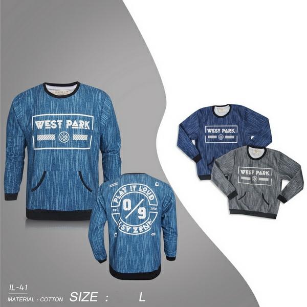 SweatShirt Model Terbaru Harga Grosir L