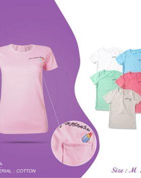 Baju Kaos Branded Abg Motif Size M GJ251
