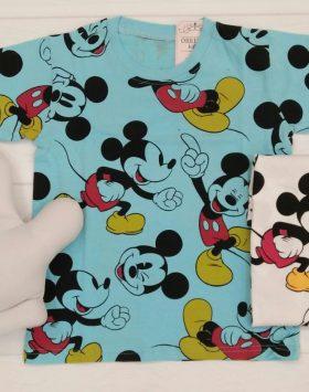 Kaos Anak Mickey Mouse KA113