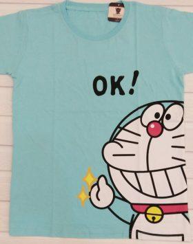 Kaos Doraemon Lengan Pendek GJKA126