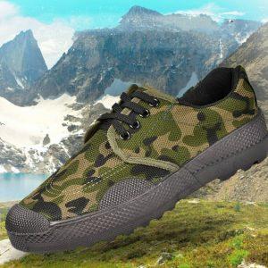 Sepatu Army Camo Import SPT136 Sepatu Motif Sepatu Pria Import Grosiran Sepatu