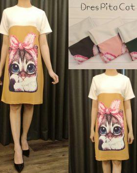 Dress Lengan PendekScuba GJD 041