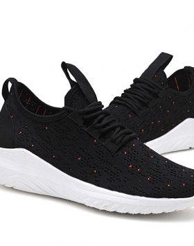 Sepatu Fashion Pria Warna Hitam Import 1