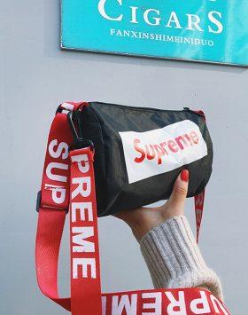 Sling Bag Branded Import Murah GJT275 Hitam 1