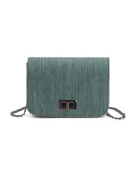 Sling Bag Kecil Import Murah GJT214 Hijau Tua 1