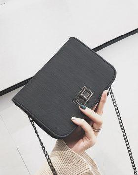 Sling Bag Kecil Import Murah GJT214 Hitam 1