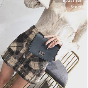 Sling Bag Kecil Import Murah GJT214 Hitam