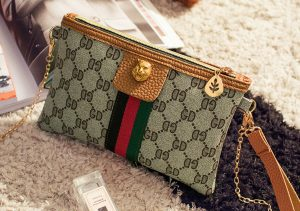 Tas Selempang Rantai Mini Sling Bag Wanita Remaja