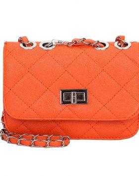 Tas Selempang Kecil Import GJT211 Warna Orange 1