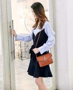 Tas Sling Bag Kecil Simple Wanita Remaja