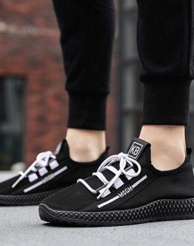 Sepatu Fashion Cowok Import Terlaris GJ 395