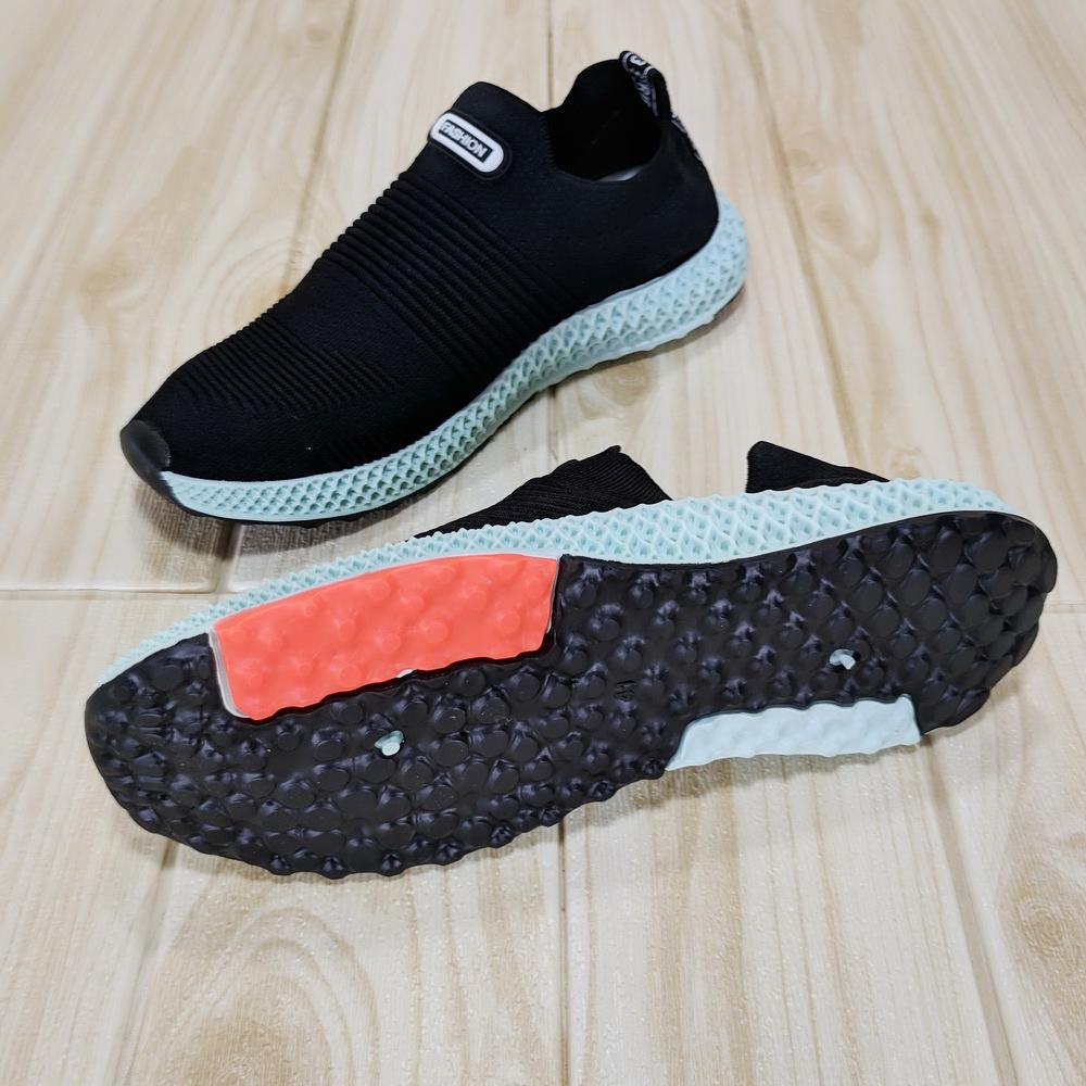 Sepatu Fashion Import Warna Hitam 2