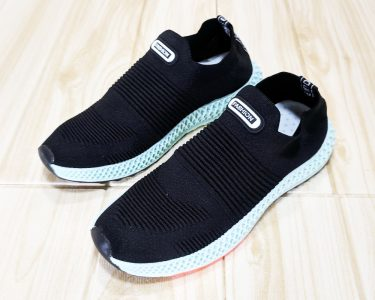 Sepatu Fashion Import Warna Hitam