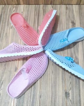 Sandal Jelly Wanita model Crocs Asli Import 01