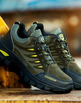 Fashion Pria Sepatu Pendaki Terlaris Asli Import 01