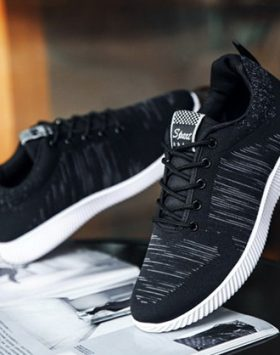 Sepatu cowok fashion asli import kode gj 563 7