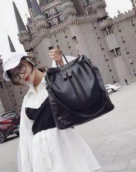 Tas ransel wanita import model korea fashion wanita GJTW356 1