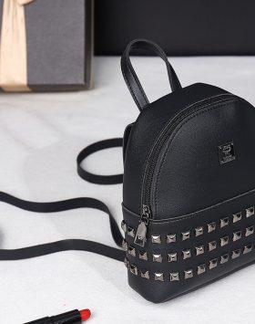 Ransel Fashion Wanita Spike Asli Import Murah GJTW 426 09