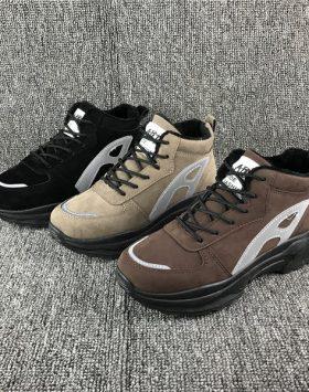 Sepatu Gunung Wanita Warna Hitam Asli Import GJ 504.03