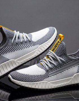 Sepatu lari pria import terbaru fashion terlaris GJ 379 03
