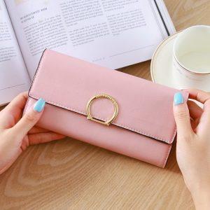 Dompet Lipat Wanita Panjang