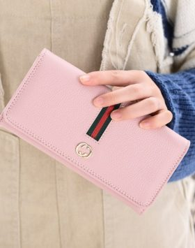 Dompet Wanita Panjang Lipat