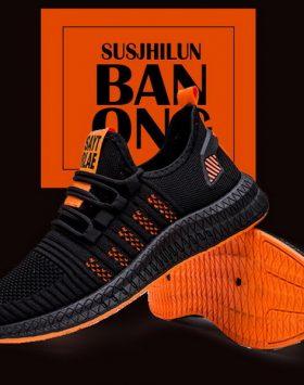 Sepatu Sneakers Pria Sepatu Running Sepatu Olahraga Pria Sepatu Lari