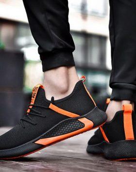 Sepatu Sneakers Sepatu Olahraga Pria Sepatu Lari Jogging