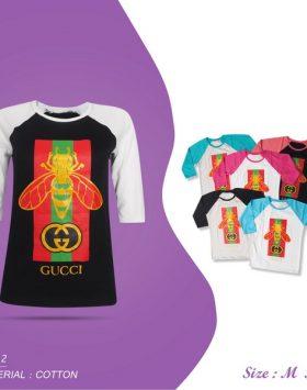 Kaos Wanita Branded Baju Cewek Harga Murah