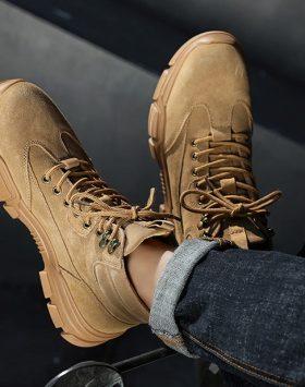 Sepatu Gunung Hiking Pria Import Sepatu Boot 14 1