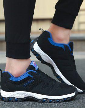 Sepatu Sport Pria Kekinian Sneakers Sepatu Running 1