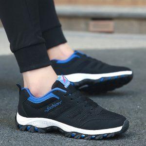Sepatu Sport Pria Kekinian Sneakers Sepatu Running