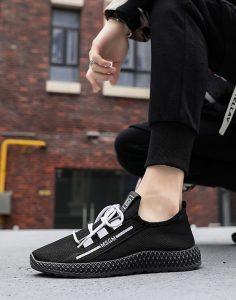 Sneakers Pria Import Sepatu Olahraga Running Murah