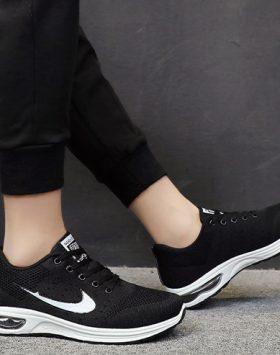 Sneakers Pria Sepatu Sport Running Branded Import Murah