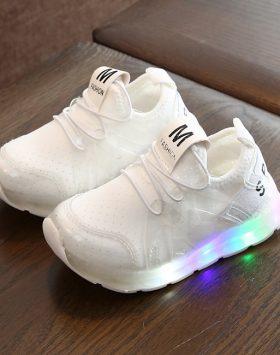 Grosir Sepatu Anak Lampu LED Jakarta