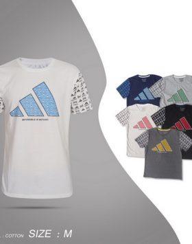 Kaos T Shirt Cowok Lengan Pendek Baju Pria Harga Grosir