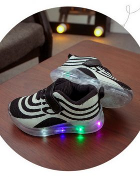 Sepatu Anak Lampu LED Import Berkualitas