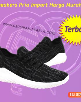 Sepatu Cowok Sneakers Import Harga Murah