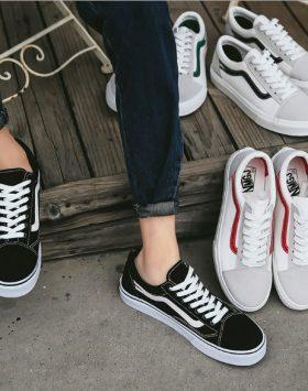 Sepatu Cowok Sneakers Pria Casual Import