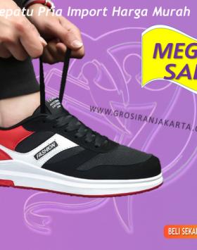 Sneakers Import Pria Harga Murah
