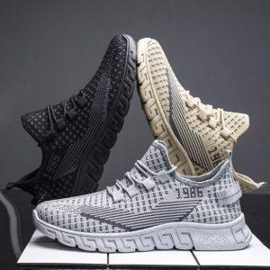 Sepatu Import Pria Terbaru Sneakers Cowok Keren