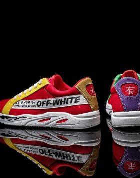 Sepatu Pria Sneakers Cowok Import Original