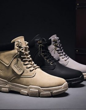 Sepatu Pria Tinggi Import Harga Murah