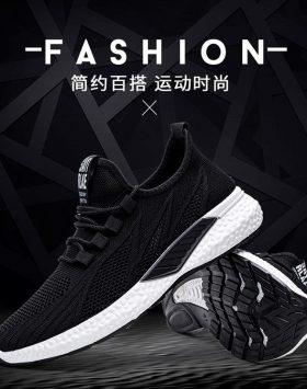 Sepatu Sneakers Pria Import Terbaru