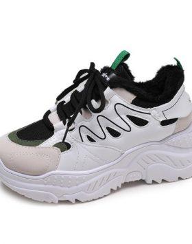 Sepatu Sneakers Wanita Kekinian