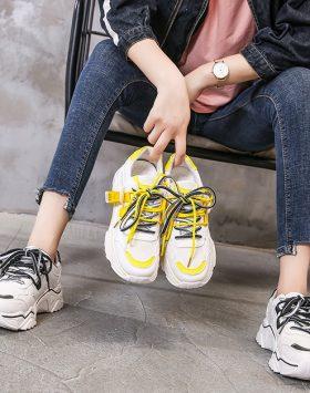 Sepatu Wanita Sneakers Cewek Import Terbaru