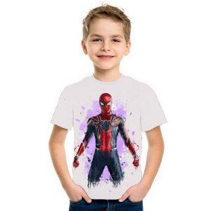 Baju Anak Spiderman 3d Keren
